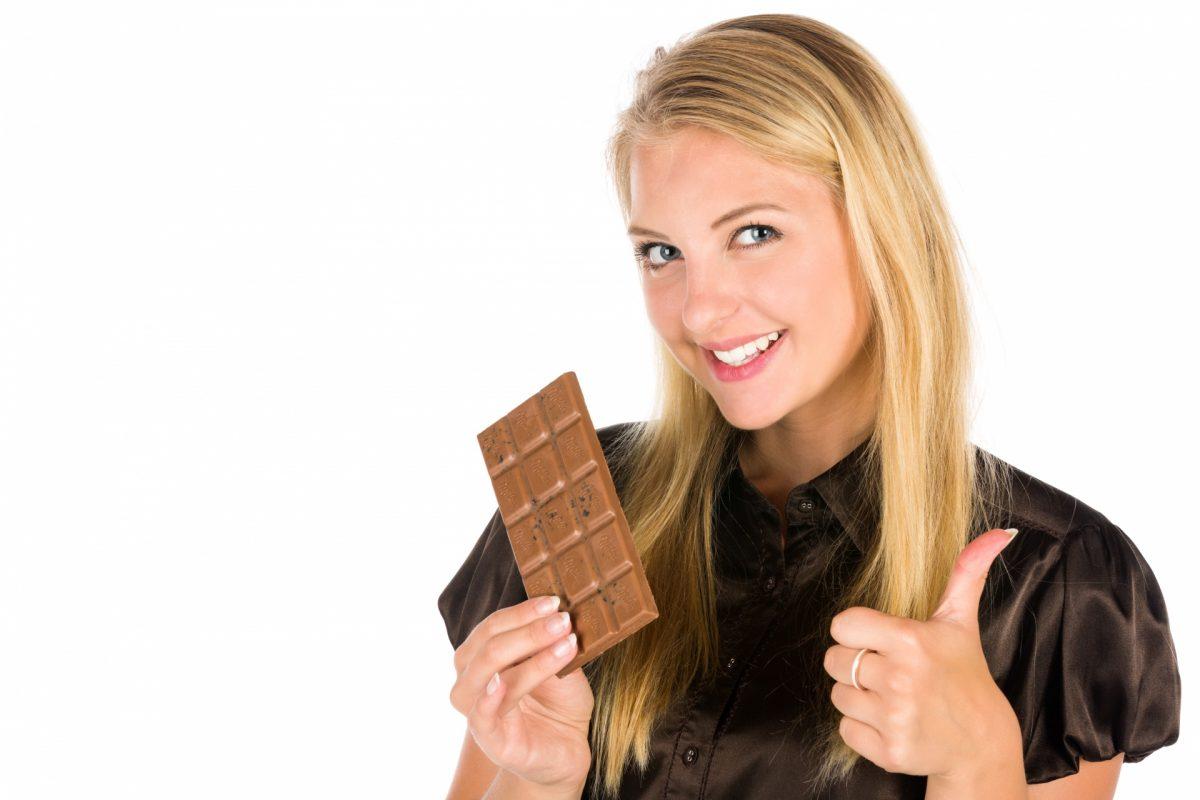 Cioccolato fa bene ai denti